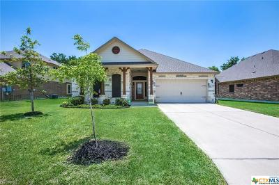 Temple Single Family Home For Sale: 5409 Sandstone