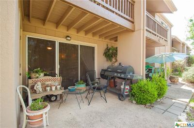 Canyon Lake Condo/Townhouse For Sale: 1033 Parkview #G40