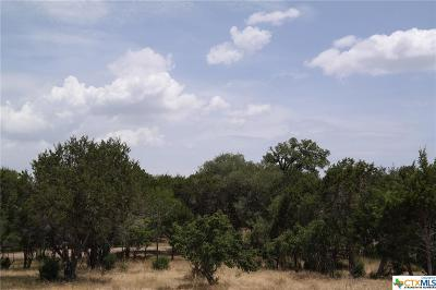 Canyon Lake Residential Lots & Land For Sale: 2102 Alto Lago Road