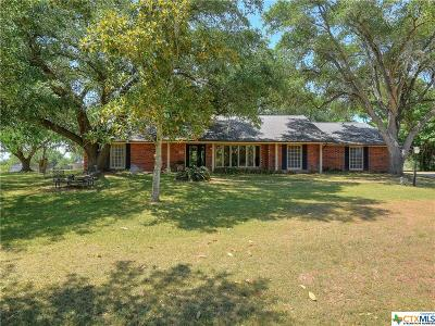 Seguin Single Family Home For Sale: 1821 Eastwood