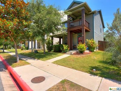San Marcos Single Family Home For Sale: 206 Rush Haven
