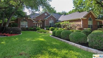 Belton Single Family Home For Sale: 3500 Spinnaker Ln