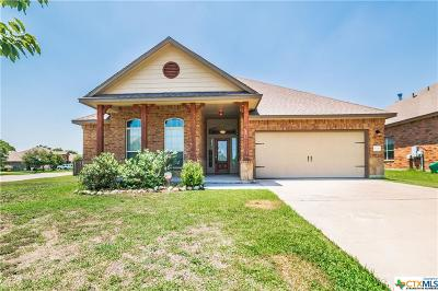 Temple Single Family Home For Sale: 5214 Flint Rock