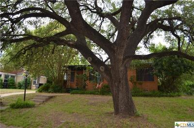 Temple Single Family Home For Sale: 410 E Lamar Avenue