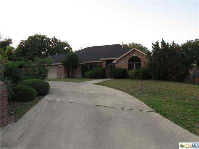 Harker Heights Single Family Home For Sale: 515 Dingo Trail