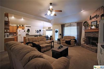 Harker Heights Single Family Home For Sale: 1909 Stonehenge Drive