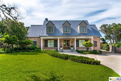 New Braunfels Single Family Home For Sale: 573 Lakeview Circle