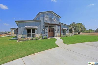 Salado Single Family Home For Sale: 535 Van Bibber Road