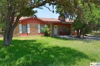 Canyon Lake Single Family Home For Sale: 1243 Cedar Crest Drive
