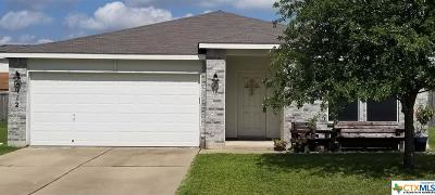 Temple Single Family Home For Sale: 5112 Southern Crossing Drive