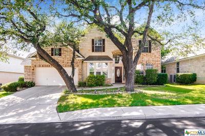 San Antonio Single Family Home For Sale: 27015 Trinity Heights