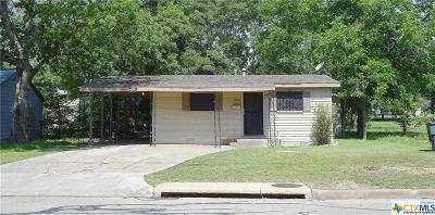 Killeen Single Family Home For Sale: 1507 N Gray
