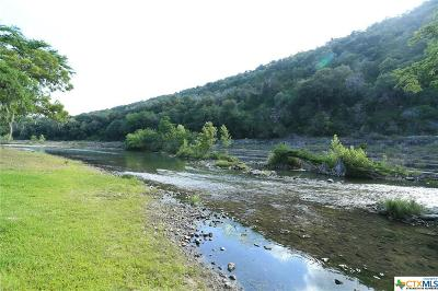 Comal County Single Family Home For Sale: 8722 River Road