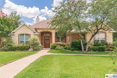 Belton Single Family Home For Sale: 109 Eagle Landing Drive