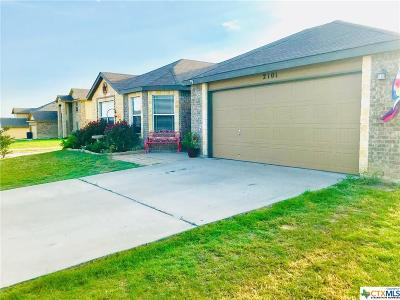 Copperas Cove TX Single Family Home For Sale: $165,000
