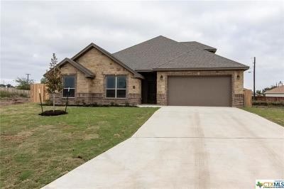 Temple Single Family Home For Sale: 1706 Thicket Trail