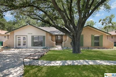 San Antonio Single Family Home For Sale: 7834 Hawk Trail