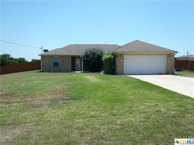 Belton Single Family Home For Sale: 2170 Shirley Loop