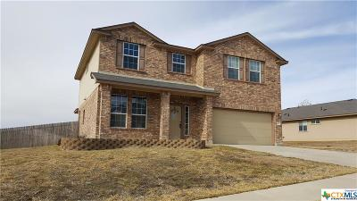 Copperas Cove Single Family Home For Sale: 1903 Scott Drive