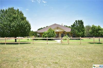 Kempner  Single Family Home For Sale: 1471 County Road 4700