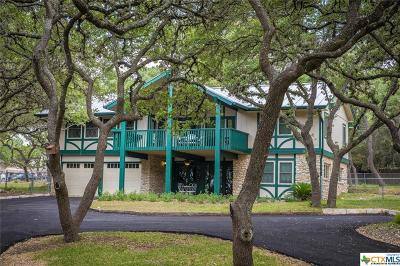 Canyon Lake Single Family Home For Sale: 195 Oblate Drive