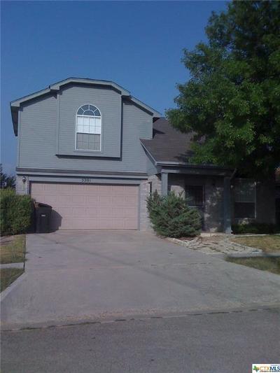 Temple Single Family Home For Sale: 5201 W Ridge Boulevard