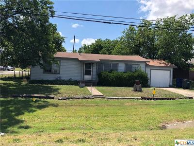 Copperas Cove Single Family Home For Sale: 801 N 1st