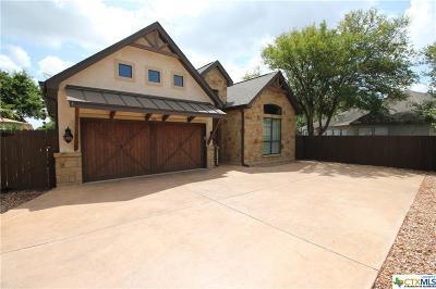New Braunfels Single Family Home For Sale: 1126 Gruene Road