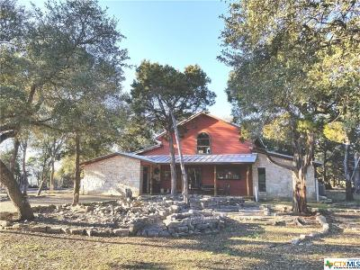 Austin Single Family Home For Sale: 00 Rim Rock Trail