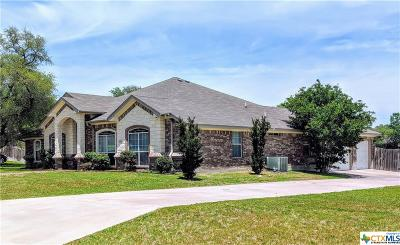 Harker Heights Single Family Home For Sale: 2433 Nickelback Drive