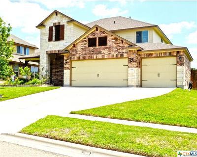 Spanish Oaks Single Family Home For Sale: 7106 Cokui Drive