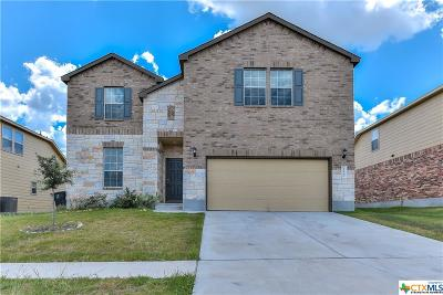 Killeen Single Family Home For Sale: 9107 Dunblane Drive