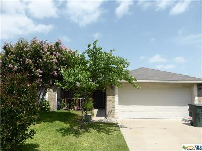 Temple Single Family Home For Sale: 6621 Brooks Drive