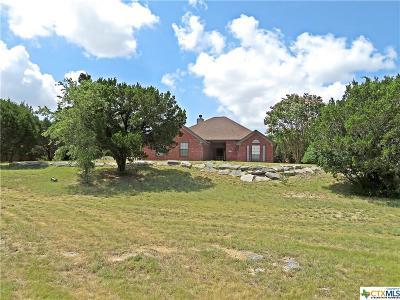 Kempner Single Family Home For Sale: 2833 Retama Drive