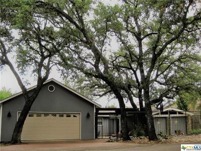 Canyon Lake Single Family Home For Sale: 1455 Skyline Drive