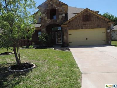 Temple Single Family Home For Sale: 5405 Sandstone
