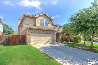 Schertz Single Family Home For Sale: 616 Secretariat Drive