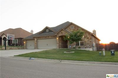 Harker Heights Single Family Home For Sale: 2513 Boxwood