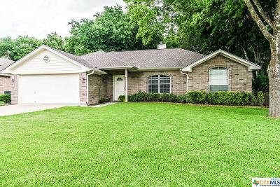Temple Single Family Home For Sale: 2817 N 12th
