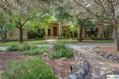 New Braunfels Single Family Home For Sale: 403 Hunters Creek Drive