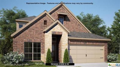 Seguin Single Family Home For Sale: 2037 Glen Hollow