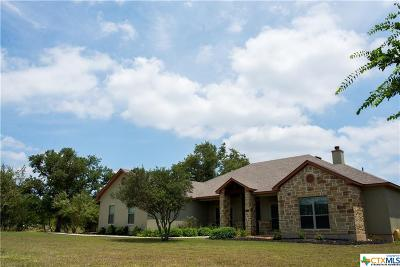 New Braunfels Single Family Home For Sale: 814 Oak Bluff Trail