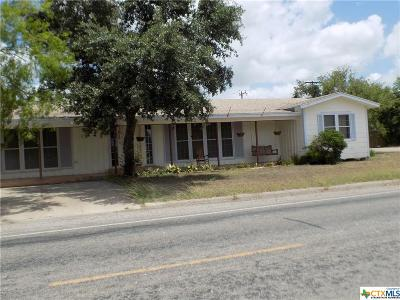 Woodsboro TX Single Family Home For Sale: $149,000