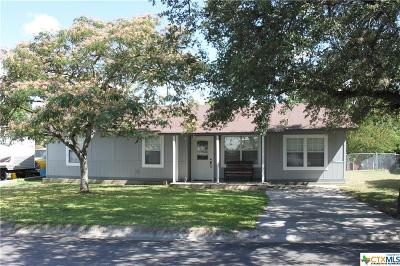 Lampasas Single Family Home For Sale: 1214 W 3rd Street