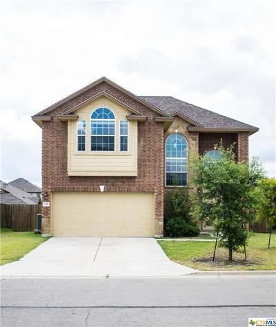 Jarrell TX Single Family Home For Sale: $189,900