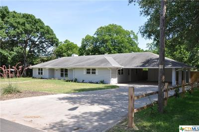 Temple Single Family Home For Sale: 2509 Marlandwood Circle