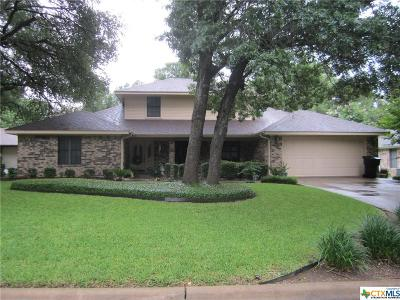 Temple Single Family Home For Sale: 3605 Shallow Ford Road