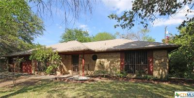 Harker Heights Single Family Home For Sale: 1711 Redwood Drive