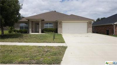 Killeen TX Single Family Home For Sale: $188,000
