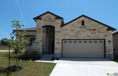 New Braunfels TX Single Family Home For Sale: $269,900